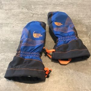 North Face Mittens (kids)